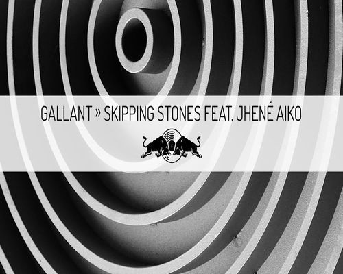 Gallant - Skipping Stones (feat. Jhené Aiko)
